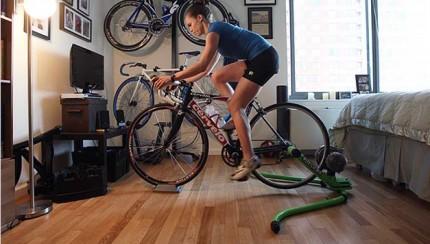 Mršavljenje uz sobni bicikl