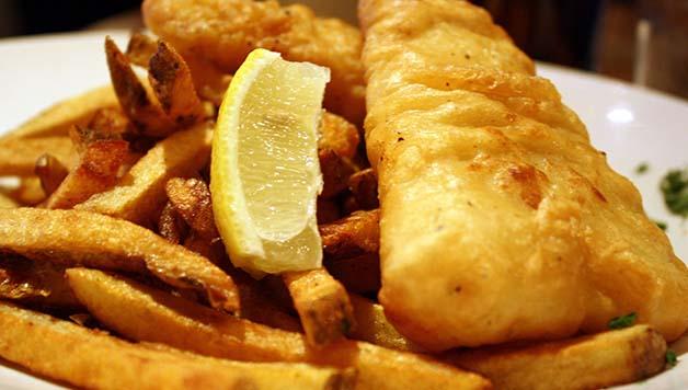Pohana riba