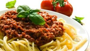 Špageti Bologniese