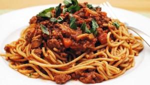 Špageti bolonjez