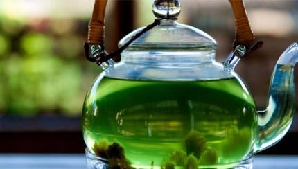 zeleni čaj, biljke koje potiču mršavljenje