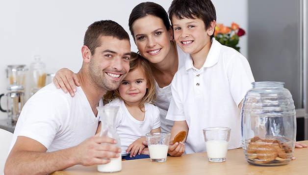 Visokovrijedna namirnica - mlijeko