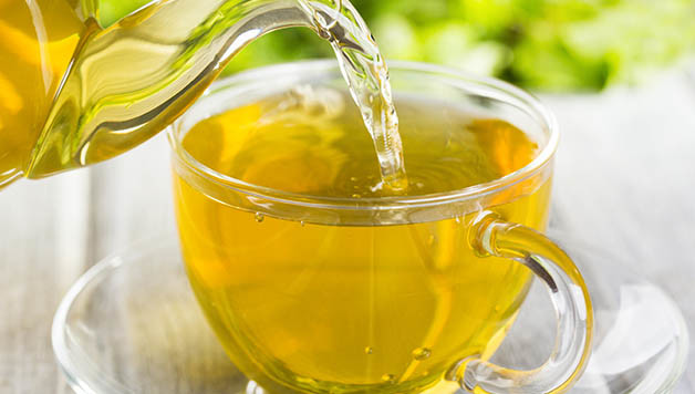 Žuti čaj za mršavljenje